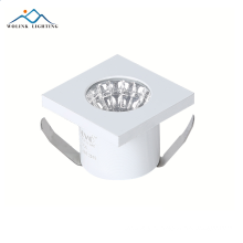 Wolink die cast design dimmable smd double heads cob led surface downlight