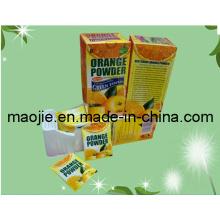 Poudre de jus d'Orange 100 % pur naturel minceur (MJ-ORJ88)