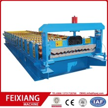 corrugated standard glazed rolling forming machine