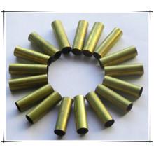 Fournir le tube de cuivre T1 exempt d'oxygène C17500 barre de cuivre de béryllium H68 laiton cuivre peloton de cuivre le