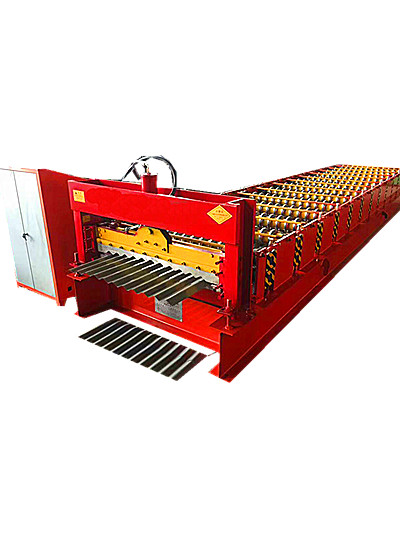 new-type Corrugated Roof Sheet Rolling Forming Machine
