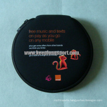 Fashionable Customized Neoprene CD Case (HYY032)