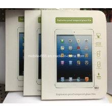 "7.9 ""film d'écran en verre trempé pour iPad Mini Mini 2 Mini 3"