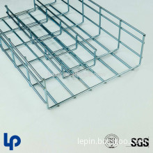 China Zhejiang Stainless Steel Wire Mesh Cable Tray Manufacturer(Straight or Cablofil Type OEM)