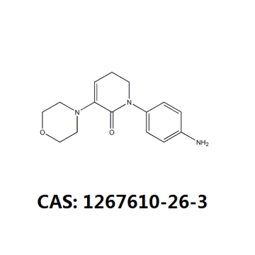 Apixaban impurity apixaban intermediate cas 	1267610-26-3