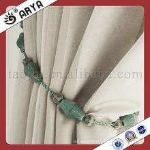 La cuerda decorativa al por mayor de la manera para las cortinas de la cortina, la decoración casera y la cortina de la cortina sujetan y embellecen