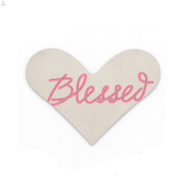 Fashionable new stainless steel enamel pink Blessed heart memory pendants plates jewelry