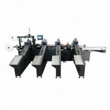 Wrapping Machine for lead-acid batteries