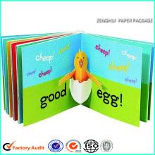 2017 الطباعة الجديدة كتاب الأطفال