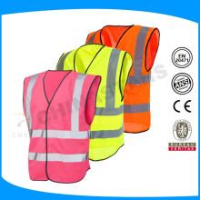 made in china oem cheap hi viz EN471 security vest