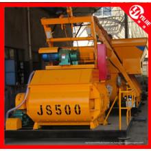 Js500 de alta calidad y buen servicio mezclador de hormigón para la venta