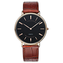 2016 nouvelle montre à quartz de style, montre en acier inoxydable de mode Hl-Bg-089