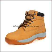 High Quality Nubulk Leather Light Weight Security Boot Ss-065