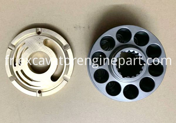 Original Hydraulic Pump Spare Parts