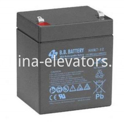 Rechargeable Sealed Lead-acid Battery SHR7-12