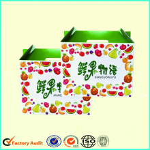 Fruit Packaging Corrugated Carton Box Apples