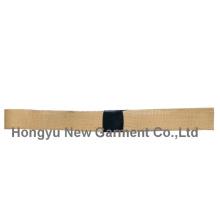 Logo Imprimir Cinturón de correas militares de la cintura de servicio militar (HY-WB015)