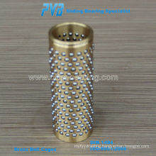 Guide Bush Ball Cage Guide Brass for Mould,Ball Cage Brass Guide Bushing China