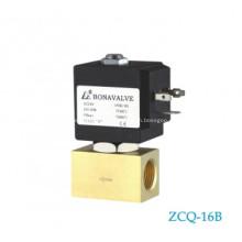 Alimentador de alambre Válvula eléctrica de aire orbital