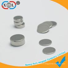 Aimant de NdFeB N35/N38/N40/N42 badge magnétique