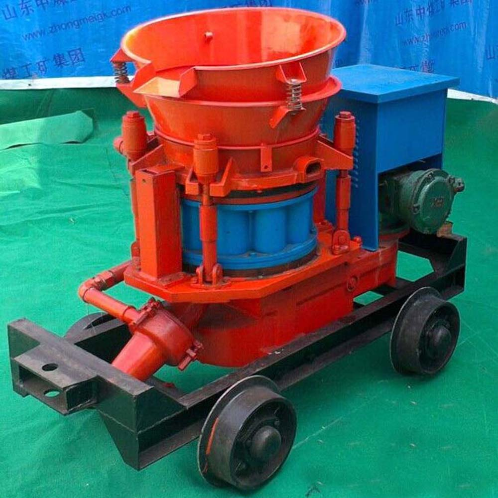 Gunite Machine Price