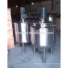 Réservoir de mélange additif en acier inoxydable de bonne qualité