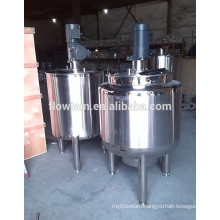 good quality stainless steel additive mixing tank
