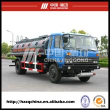 Caminhão líquido químico do fabricante chinês Offer12000L (HZZ5166GHY) com melhor serviço