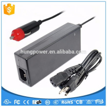 12v 8a 96w with CE UL/cUL GS FCC dc 12v to ac 220v car power adapter