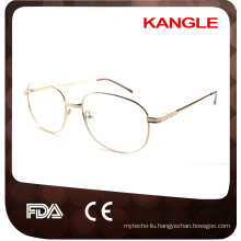Classic Cheapest Economic basic line Man metal optical frames / metal eyeglasses