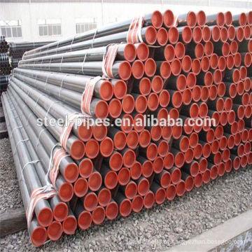 Tubo de aço galvanizado sem costura DIN2391 EM STOCK