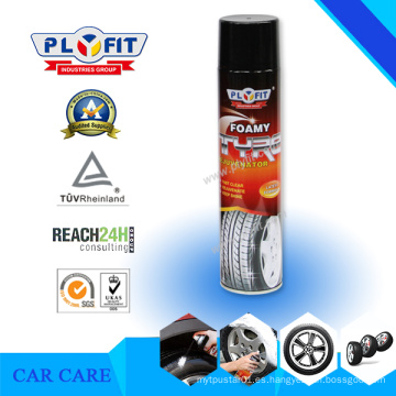 Cuidado del automóvil y limpieza de neumáticos Brillo al por mayor