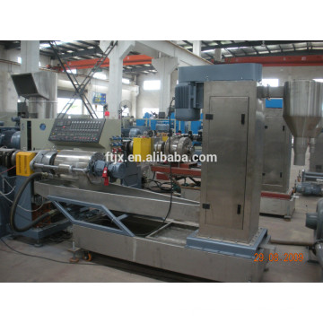 pvc hot-cutting pelletizing line