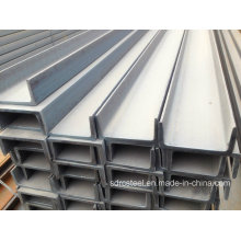 High Quality Structural Steel Channel Iron with Competitive Price