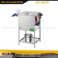 Manual Type Spray Gun Cleaning Machine Spray Gun Cleaner