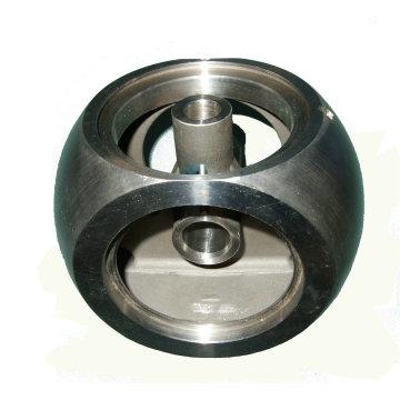 Bâti d'investissement d'acier inoxydable pour le corps principal de lavage marin