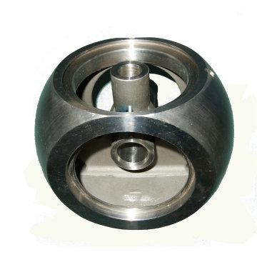 Fundición de acero inoxidable de inversión para el lavado del cuerpo principal