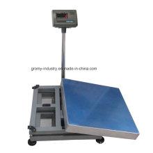 Balance électronique de la plate-forme de pesée 30kg à 1000kg