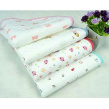 Baby Muslin Wrap Swaddle Blanket Diaper Pad