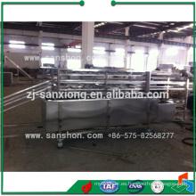 China Máquina de alta presión de la burbuja del aire para lavar el vehículo de la fruta / la verdura de la hoja / la lechuga / la col / el espinaca
