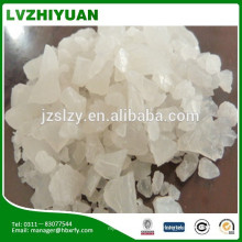 Papel de suministro de fábrica que fabrica sulfato de aluminio 16% CS250T