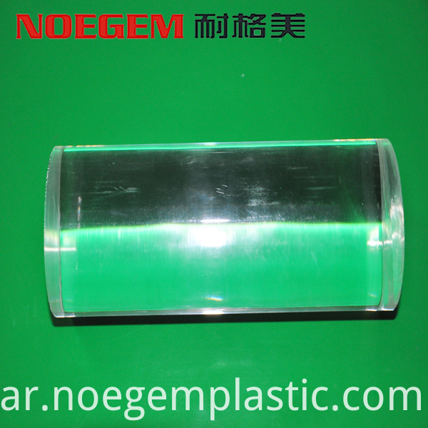 Transparent Acrylic Rod