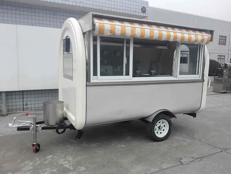 snack food trailer