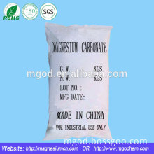 41% purity very light magnesium carbonate with 325mesh from seawaterrbonate light