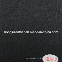 Imitação De Microfibra De Polímero De Couro para Iate (Hongjiu-HS026 #)