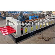 Máquina formadora de perfil para painel de telhado