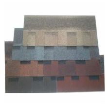 Bardeaux de toiture en asphalte de fibre de verre de matériaux de construction de construction