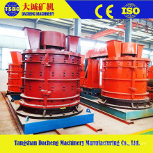Limestone Production Line Vertical Shaft Impact Crusher