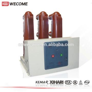 Wecome ZN63A VS1-12 Indoor disjoncteur sous vide intérieur VCB switch