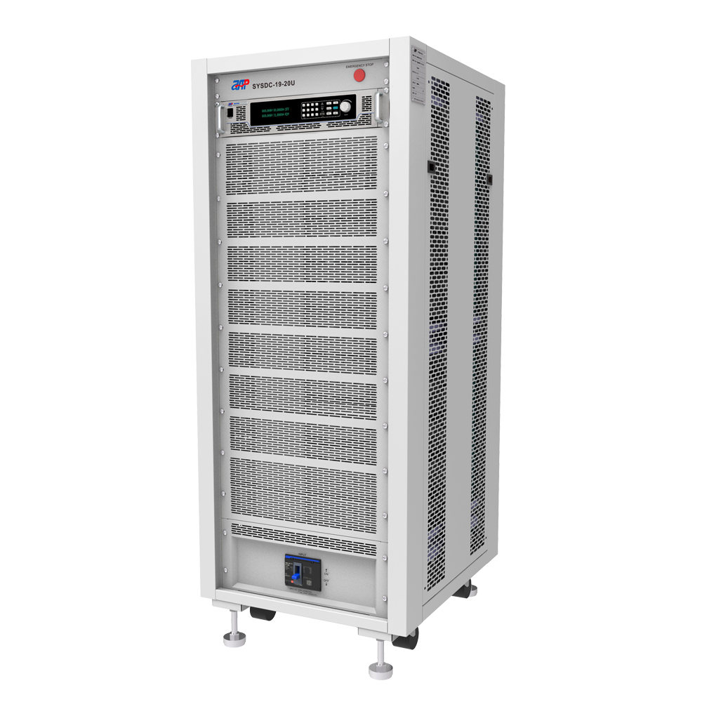 High power supply dc for lab test 40kW